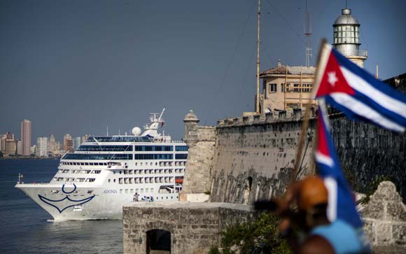Adonia Cruise to Reopen U.S.-Cuba Sea Route