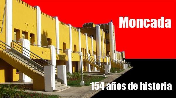 El Cuartel Moncada: protagonista de una historia. Foto Abel Rojas