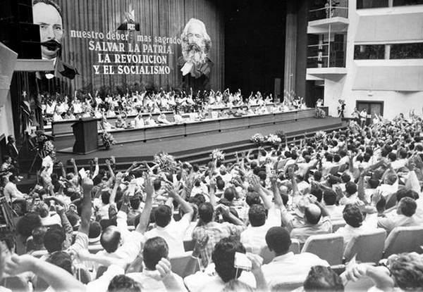 El Partido de Fidel: Martiano y Marxista (+Audio)