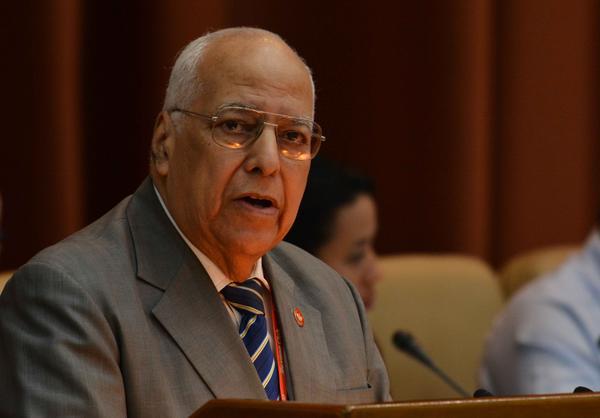 Recibió Cabrisas a enviado especial del presidente iraní