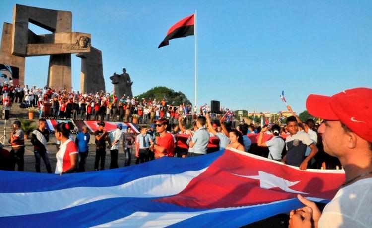 Campesinos guantanameros celebran unidos por el 1ro. de Mayo