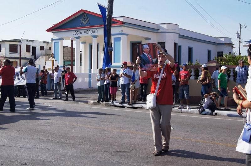 Mayo de Unidad en Matanzas