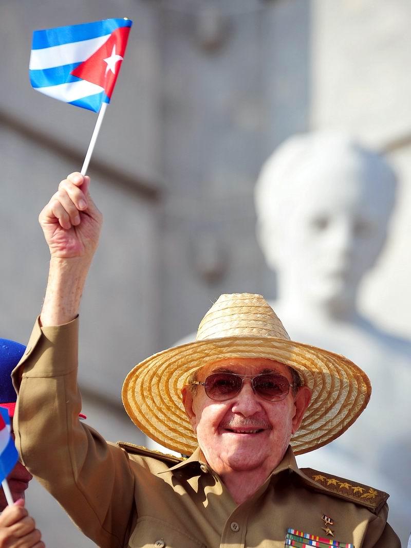 General de Ejército Raúl Castro. Foto: Estudios Revolución