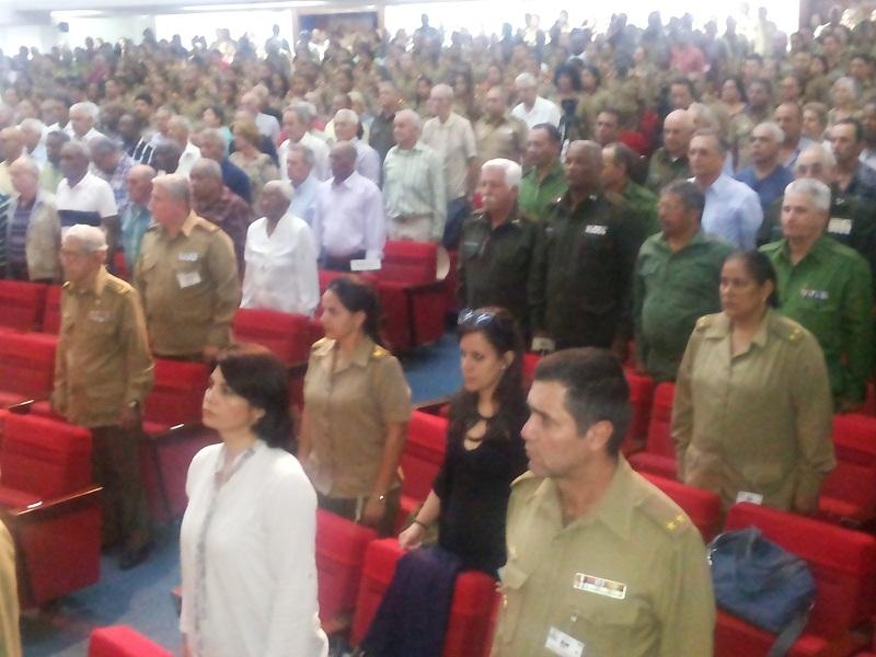 Recuerdan aniversario 40 de misión militar de Cuba en Etiopía