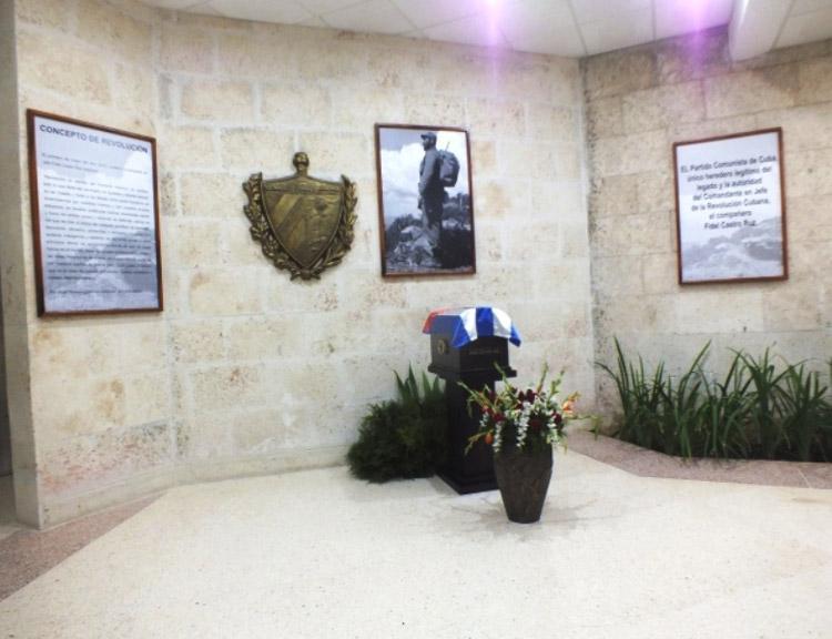 Homenaje perpetuo a Fidel en Camagüey