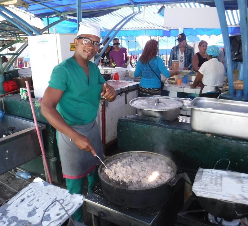 Santiago de Cuba en feliz fin de año