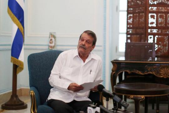 Cuba rechaza injerencia de Estados Unidos contra Nicaragua
