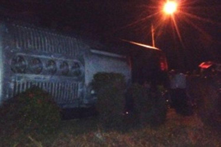 Fallecen tres personas en accidente de tránsito en Mayarí