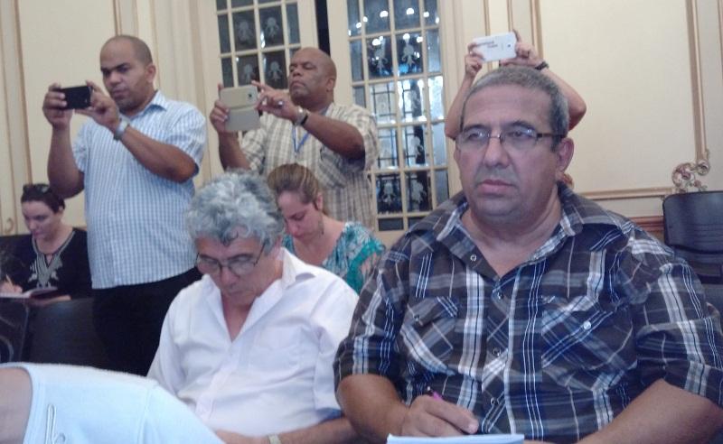 """Presidente de la ACNU: """"La sociedad civil cubana es el pueblo"""""""