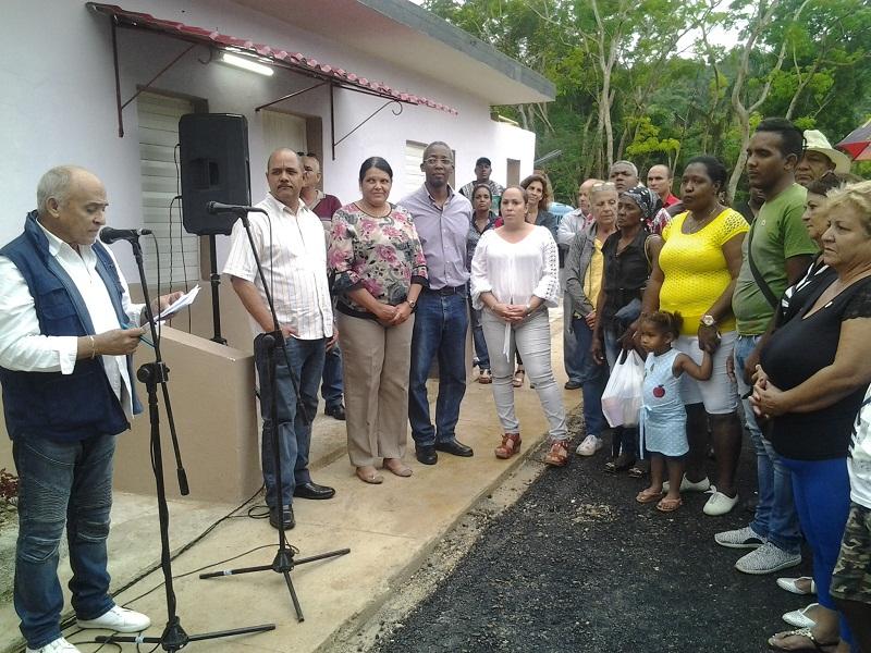 En La Habana nuevas viviendas para damnificados por el huracán Irma