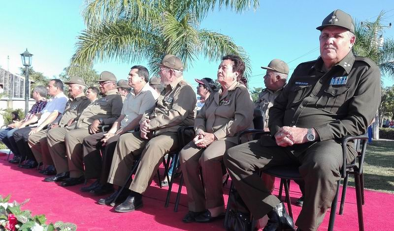 Rememoran en Holguín aniversario 60 del IV Frente Simón Bolívar