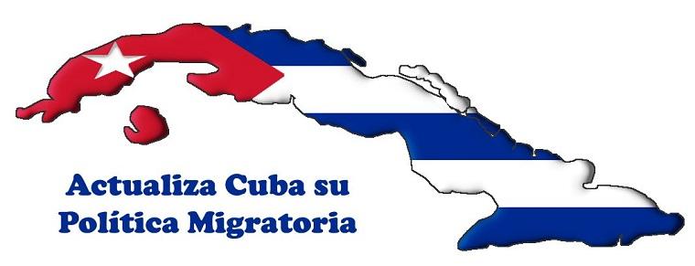 """Política migratoria: """"Cuba abre y Estados Unidos cierra"""