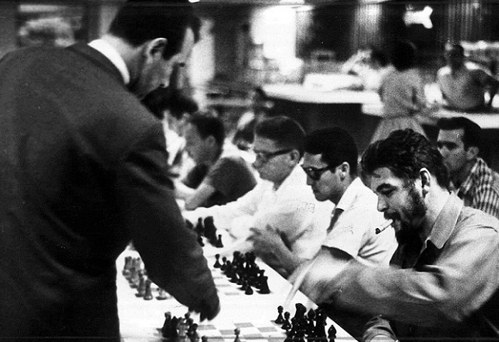 El Che regresa al Capablanca