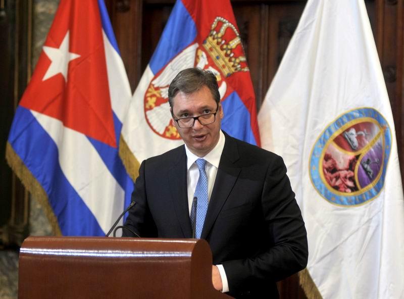 Destaca Presidente serbio lazos de amistad y cooperación con Cuba