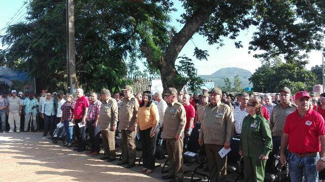 Conmemoran en Pinar del Río epopeya del Moncada