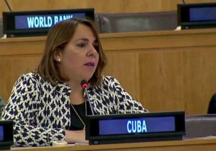 Cuba ante la ONU, Ana Silvia Rodríguez