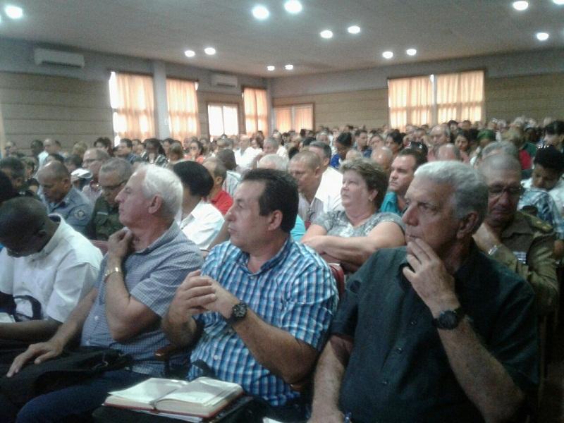 Analizan vida socioeconómica de Mayabeque