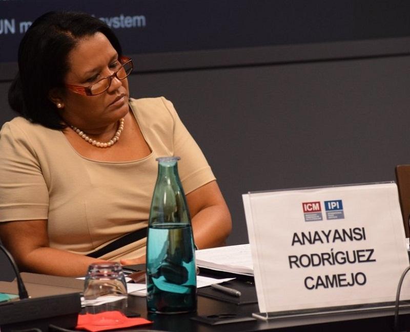 """Embajadora cubana en ONU: """"Cuba jamás ha estado sola"""" (+Audio)"""