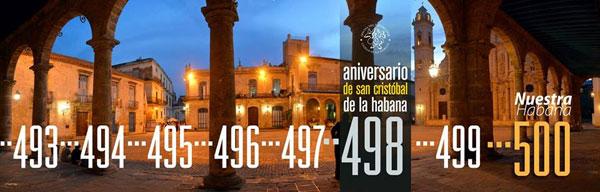 Anuncian en FIHAV actividades por el aniversario 500 de La Habana