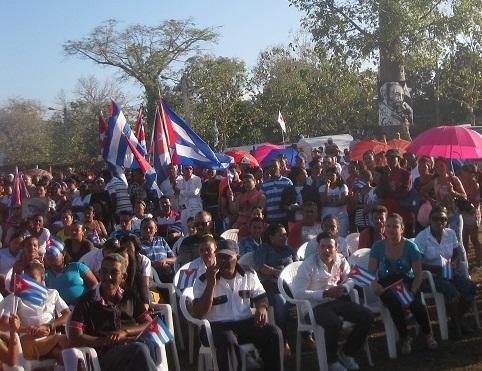 Aniversario 60 de la Liberación de Jobabo por las Columnas 12 y 13