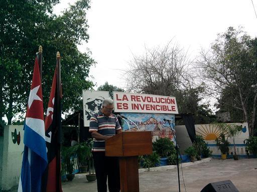 Conmemoran aniversario 60 de la liberación de Bartle