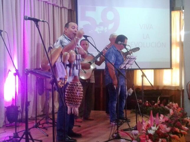 Celebran en Mayabeque cumpleaños 59 del triunfo de la Revolución (+Fotos)