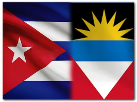 Antigua and Barbuda are Grateful to Cuba´s Support after Hurricane Irma