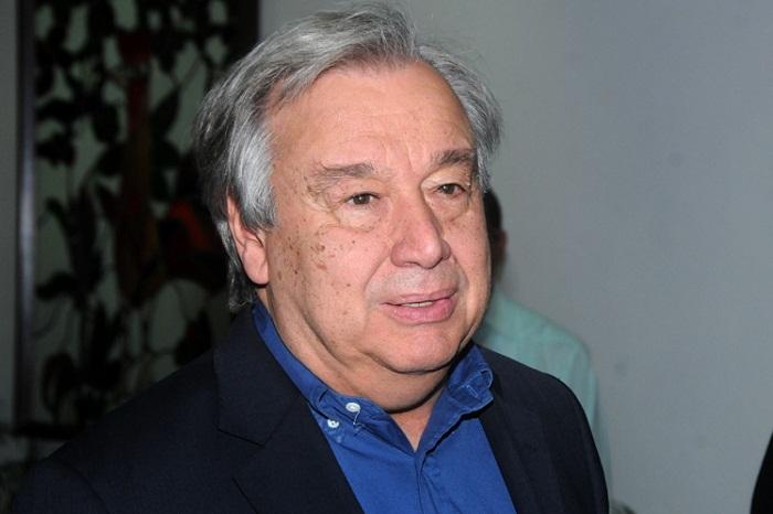 En Cuba António Guterres para visita oficial