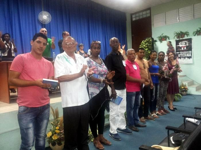 Concluyó en La Habana Asambleas municipales IX Congreso de los CDR