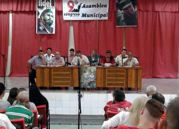Sesionó en Las Tunas Asamblea 9no Congreso de los CDR