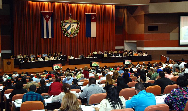 Abren comisiones de trabajo en la Asamblea Nacional de Poder Popular