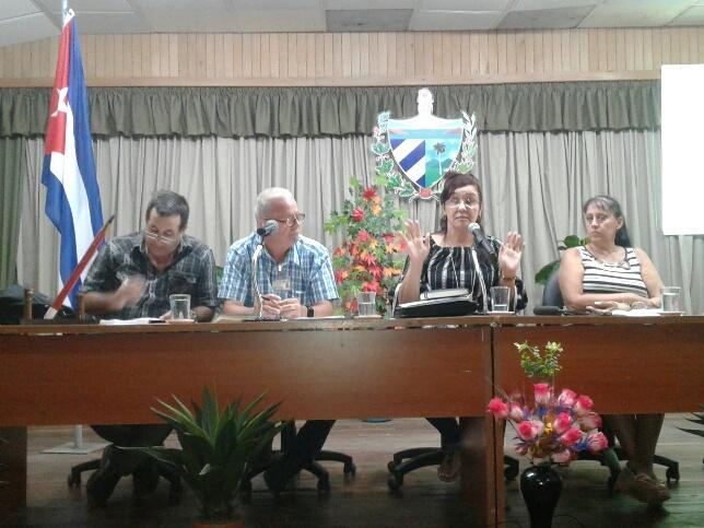 Ponderan Atención a la Población en Mayabeque