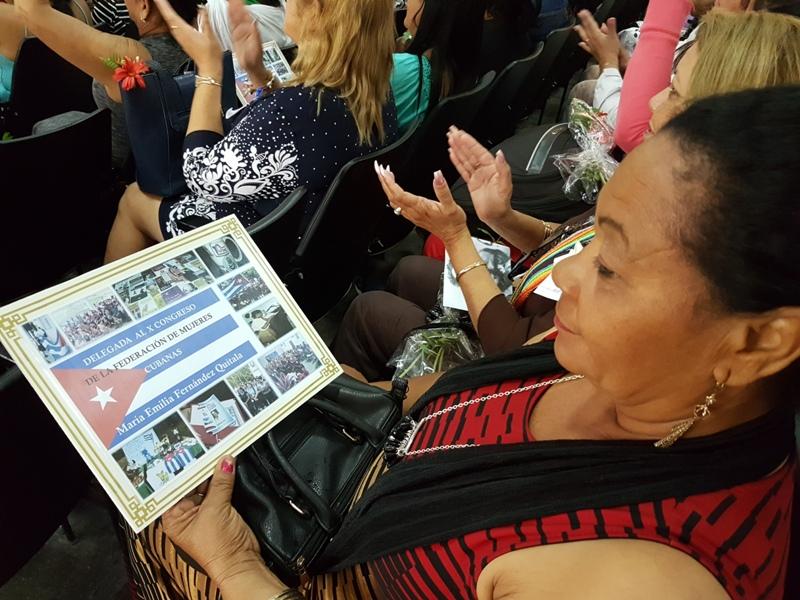 Camagüeyanas en Congreso