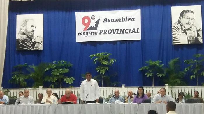 Inicia en Pinar del Río Asambleas IX Congreso de los CDR