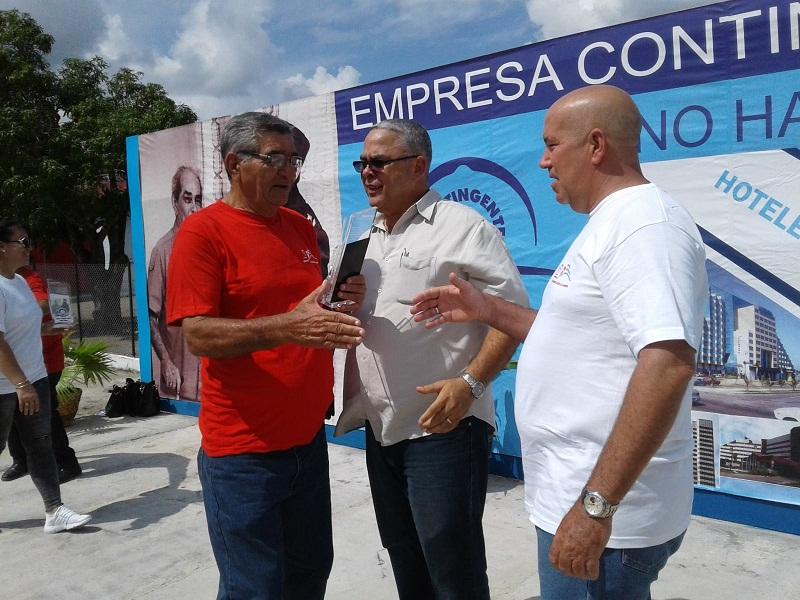 Festeja Contingente Blas Roca aniversario de su fundación
