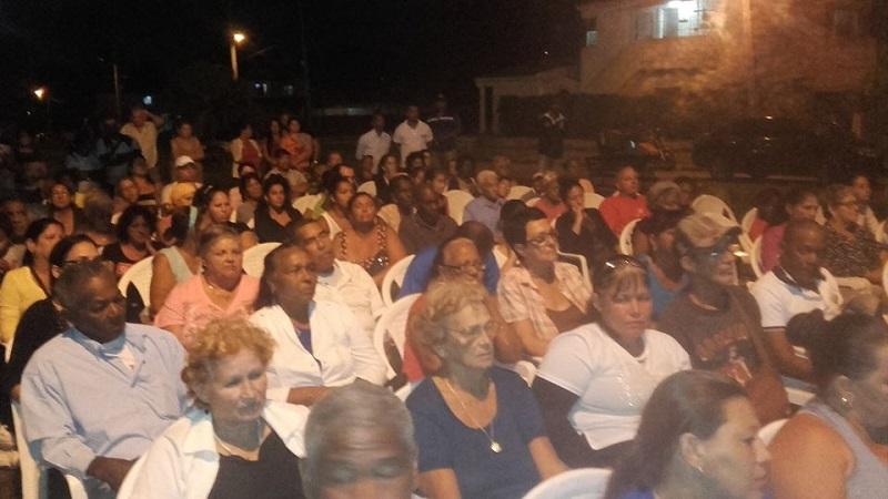 Tributo cederista a los 500 años de La Habana