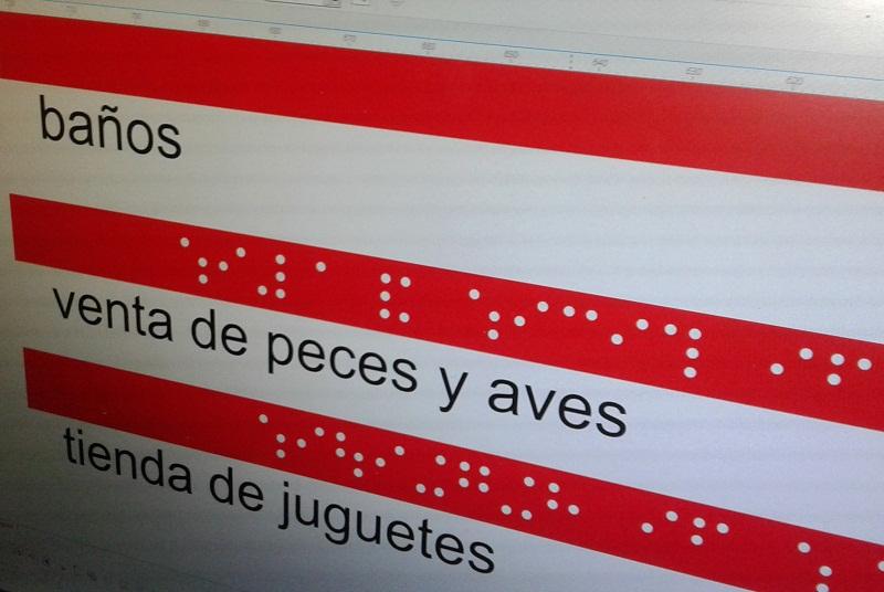 Tendrá Cuba su primer parque de diversiones señalizado en Braille