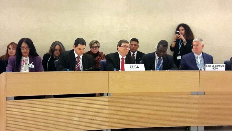 Bruno Rodríguez: Cuba continuará avanzando con paso firme y seguro