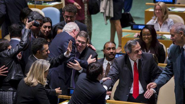 Cuba: El derecho de vivir en un país sin bloqueo (+Audio)