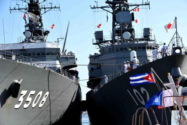 55 años de una Marina de Patria o Muerte