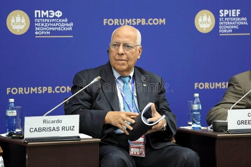 Vicepresidente cubano Ricardo Cabrisas inicia visita a Rusia