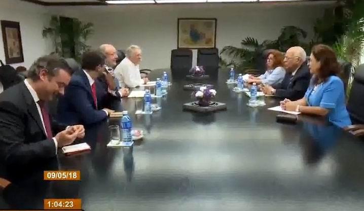 Fernando García Casas, Secretario de Estado de Cooperación Internacional y para Iberoamérica y el Caribe del Reino de España