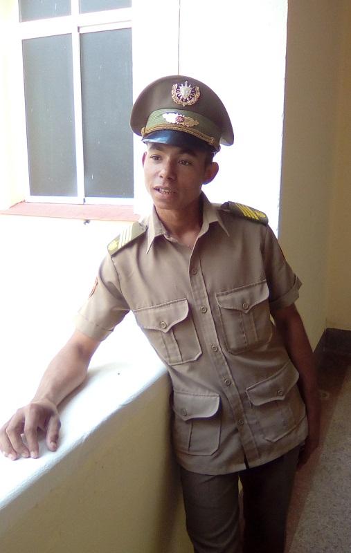 Orden y rigor por 55 años en universidad militar cubana