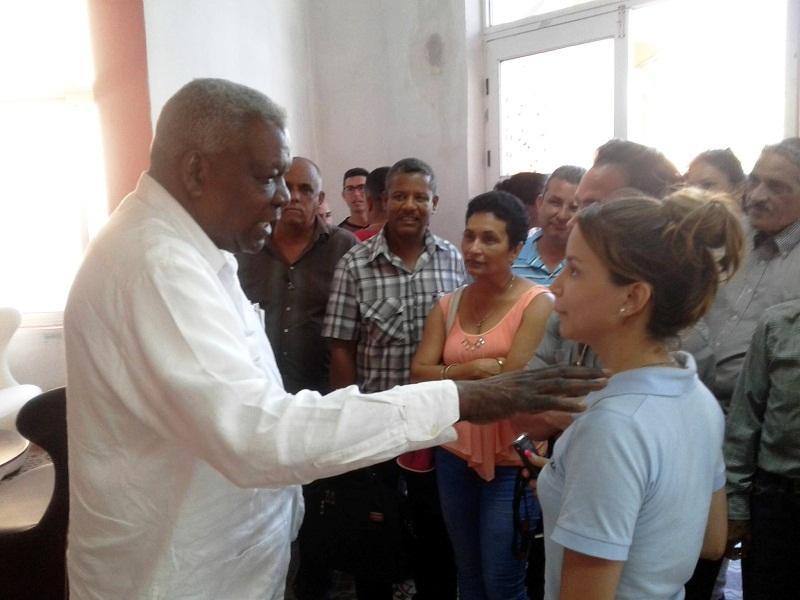 Concluye Esteban Lazo visita de trabajo a Las Tunas (+Audio)