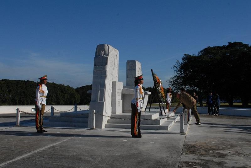 Rememoran en Cuba aniversario de la caída en combate de Antonio Maceo
