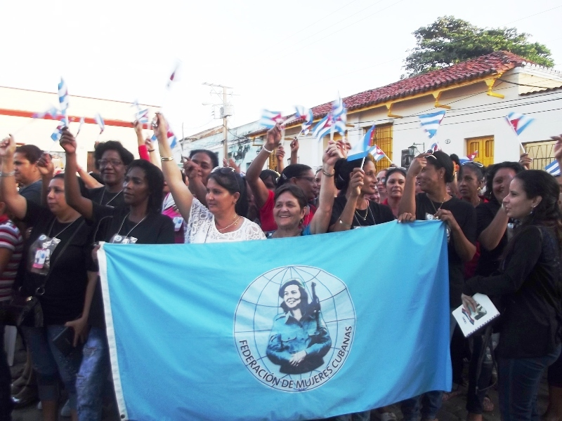 Camagüey, provincia destacada en la emulación nacional de la FMC