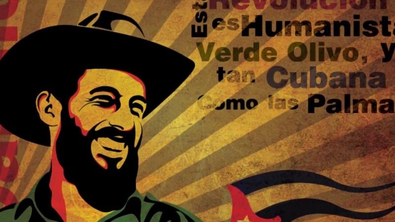 Camilo Cienfuegos: La imagen del pueblo