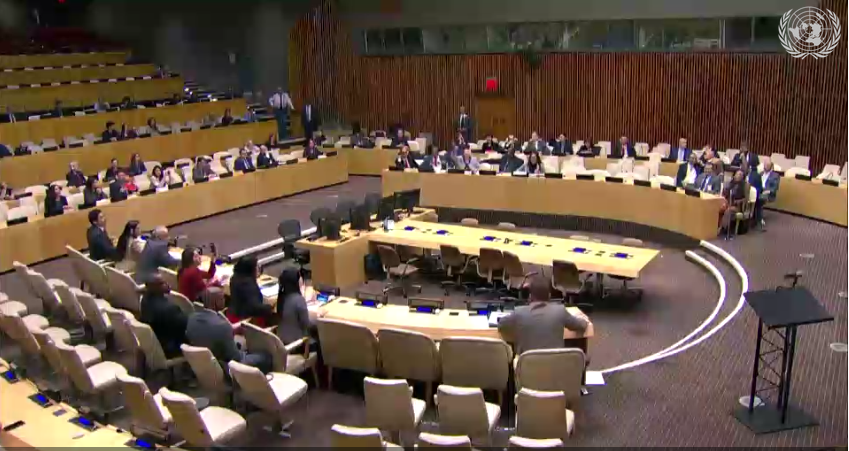 Cuba rejects US-sponsored campaign at the United Nations