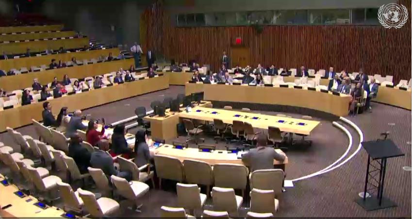 En la ONU, fracasa show de Washington contra Cuba