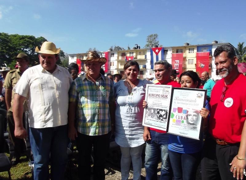 Campesinos en Camagüey ratifican compromisos productivos